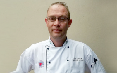 Guy Gorrie joins Royal Palm as Executive Chef