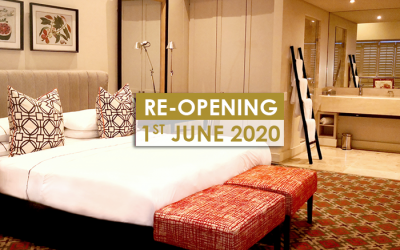 Royal Palm Re-opening – 1st June 2020